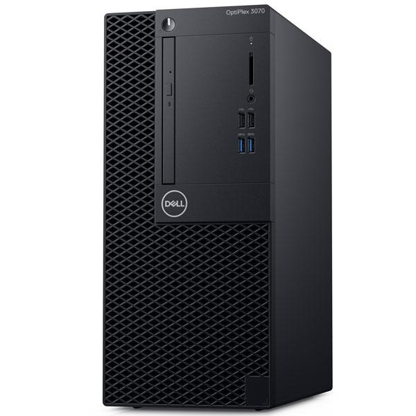 Dell OptiPlex 3070 Minitower (42OT370004)/ Intel Core i5-9500 (3.00GHz, 9MB)/ Ram 4GB (1X4GB) DDR4/ HDD 1TB/ DVDRW/ Intel UHD Graphics/ NWL/ Fedora Linux/ 3Yrs