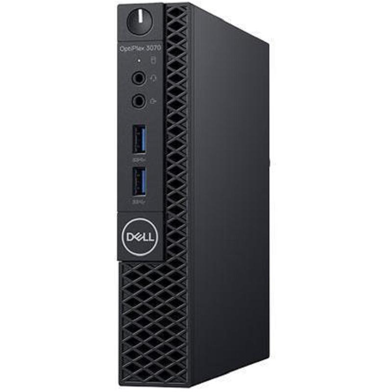 Dell OptiPlex 3070 Micro (42OC370008)/ Intel Core i5-9500T (2.20GHz, 9MB)/ Ram 4GB (1X4GB) DDR4/ HDD 500GB/ Intel UHD Graphics/ Ubuntu Linux/ 3Yrs