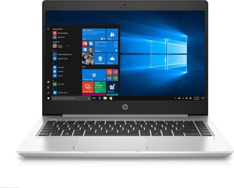 Laptop HP ProBook 440 G7 (9GQ16PA)/ Intel core i5-10210U (1.60GHz, 6MB)/ Ram 8GB/ SSD 256GB/ Intel UHD Graphics/ 14.0 inch FHD/ FP/ 3Cell/ FreeDos/ 1Yr