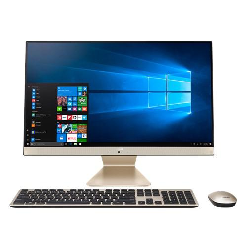 All in one ASUS V241F (V241FAT-BA067T)/ Black/ Intel Core i3-8145U (2.10GHz, 4MB)/ Ram 4GB DDR4/ SSD 512GB/ Intel UHD Graphics/ 23.8 inch FHD Touch/ WL Key & Mouse/ Win 10SL/ 2Yrs