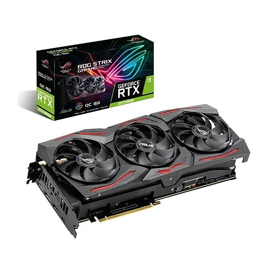Card màn hình ASUS ROG STRIX RTX 2070 Super - O8G GAMING