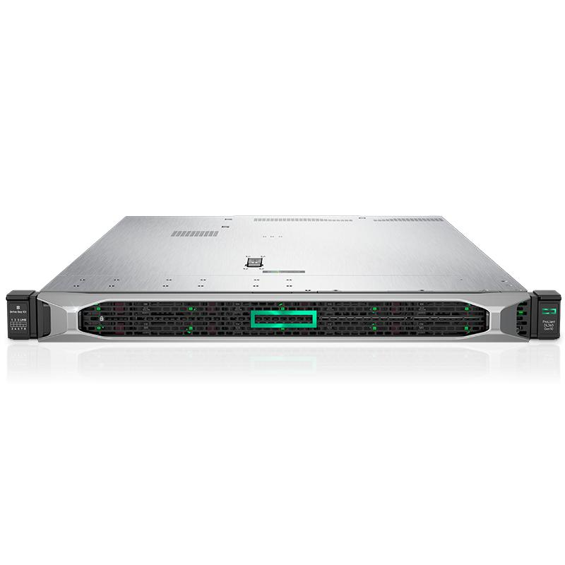Máy chủ HPE DL360 GenFF10 8S CTO,1xXeon-Silver 4210(2.2GHz/10-core/10MB)