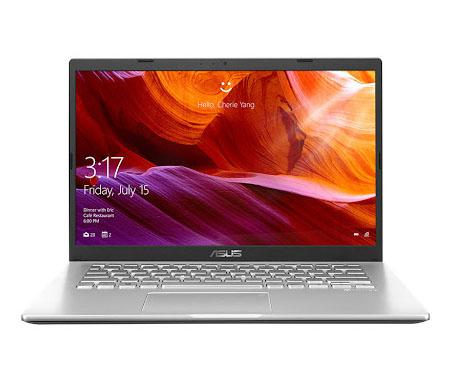 Laptop Asus X409M (X409MA-BV031T)/ Silver/ Intel Celeron N4000 (1.10GHz, 4MB)/ RAM 4GB DDR4/ HDD 1TB/ Intel UHD Graphics/ 14 inch HD/ Win 10/ 2Yrs
