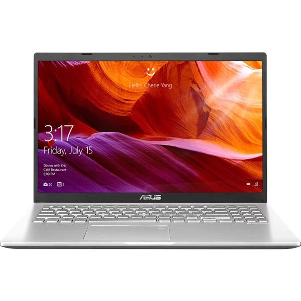 Laptop Asus X509J (X509JA-EJ020T)/ Silver/ Core i5/ 4GB/ HDD 1TB/ Win 10