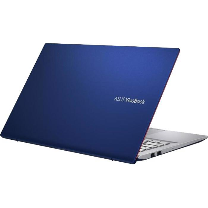 Laptop Asus S531F (S531FA-BQ184T)/ Blue/ Intel Core i5-10210U (1.60GHz, 6MB)/ RAM 8GB DDR4/ SSD 512GB/ Intel UHD Graphics/ 15.6 inch FHD/ 3Cell/ Win 10SL/ 2Yrs