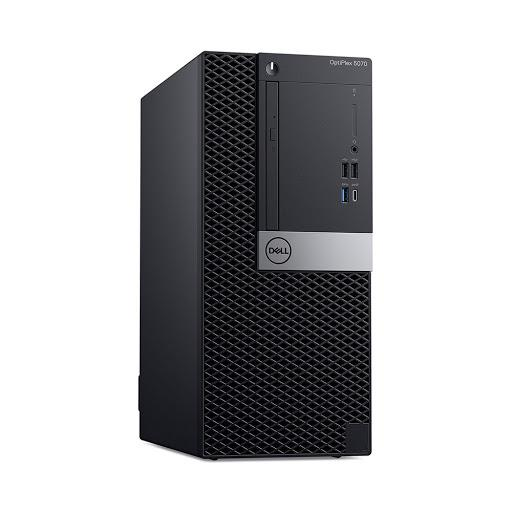 Dell OptiPlex 5070 Tower (70209660)/ Intel Core i5-9500 (3.00GHz, 9MB)/ Ram4GB/ HDD 1TB/ Intel UHD Graphics/ DVDRW/ Key & Mouse/ Ubuntu/ 3Yrs