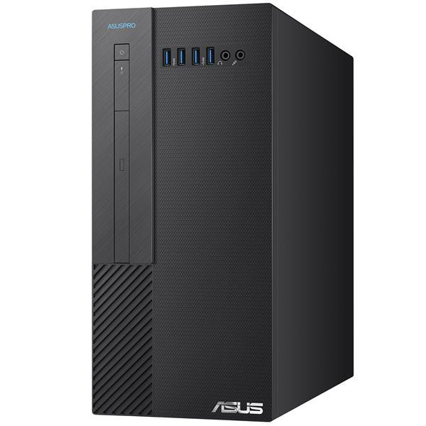 PC Asus D3401SFF (D3401SFF-0G542042UE)/ Black/ Pentium G5420 (3.80GHz, 4MB)/ Ram 4GB DDR4/ SSD 256GB/ Intel UHD Graphics/ Key & Mouse/ Linux/ 2Yrs