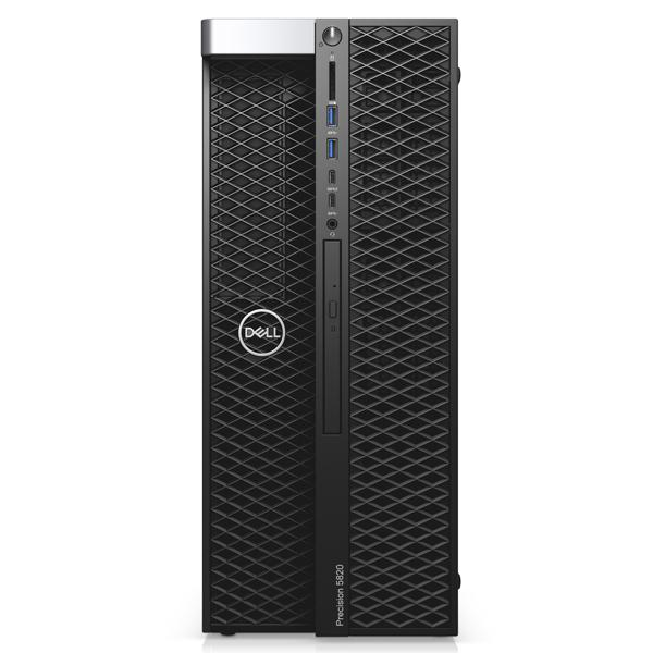 PC Dell Precision 5820 Tower XCTO (42PT58DW23)/ Intel Xeon W-2123 (3.60GHz, 8.25MB)/ Ram 16GB(2x8GB) DDR4/ HDD 1TB/ Nvidia Quadro P2200 5GB/ DVDRW/ Key & Mouse/ Win 10Pro/ 3Yrs