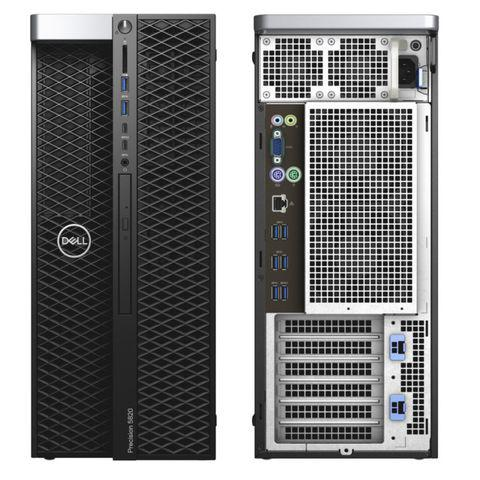 Dell Precision 7820 Tower XCTO Base (42PT78D027)/ Intel Xeon Bronze 3104 (1.70GHz, 8.25MB)/ Ram 16GB(2x8GB) DDR4/ HDD 2TB/ Nvidia Quadro P2200 5GB/ DVDROM/ Key & Mouse/ Ubuntu/ 3Yrs