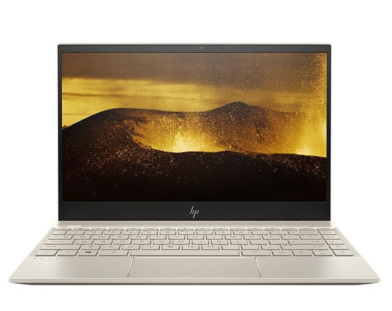Laptop HP ENVY 13-aq1023TU (8QN84PA)/ Gold/ Core i7-10510U/ 8GB/ 512GB/ Win10SL