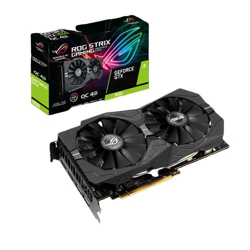 Card màn hình Asus ROG STRIX GTX 1650 Super O4G Gaming