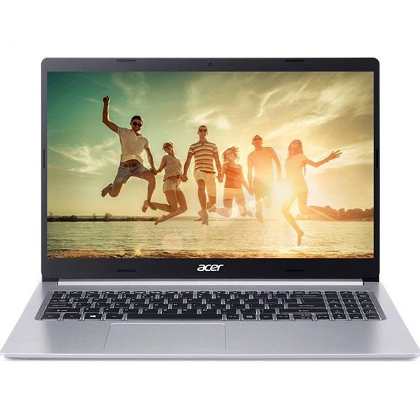 Laptop ACER Aspire A515-55-55HG (NX.HSMSV.004)/ Silver/ Intel core i5-1035G1 (1.00GHz, 6MB)/ Ram 8GB DDR4/ SSD 512GB/ Intel UHD Graphics/ 15.6 inch FHD/ 3 Cell/ Win 10SL/ 1Yr