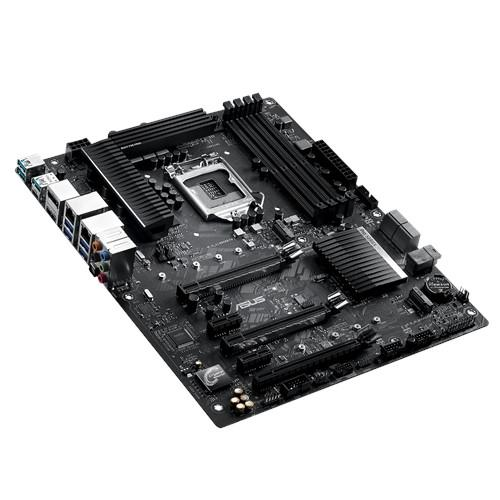 Bộ mạch chủ Mainboard Asus Pro WS C246-ACE