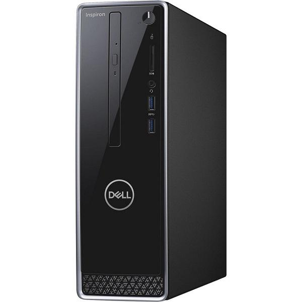 DelI Inspiron 3471ST (52RP01W)/ Black/ Intel Core i3-9100 (3.6GHz, 6MB)/ Ram 4GB DDR4/ HDD 1TB/ Intel UHD Graphics/ WLn/ BT4/ USB Key+ Mouse/ WIN10SL/ 1Yr