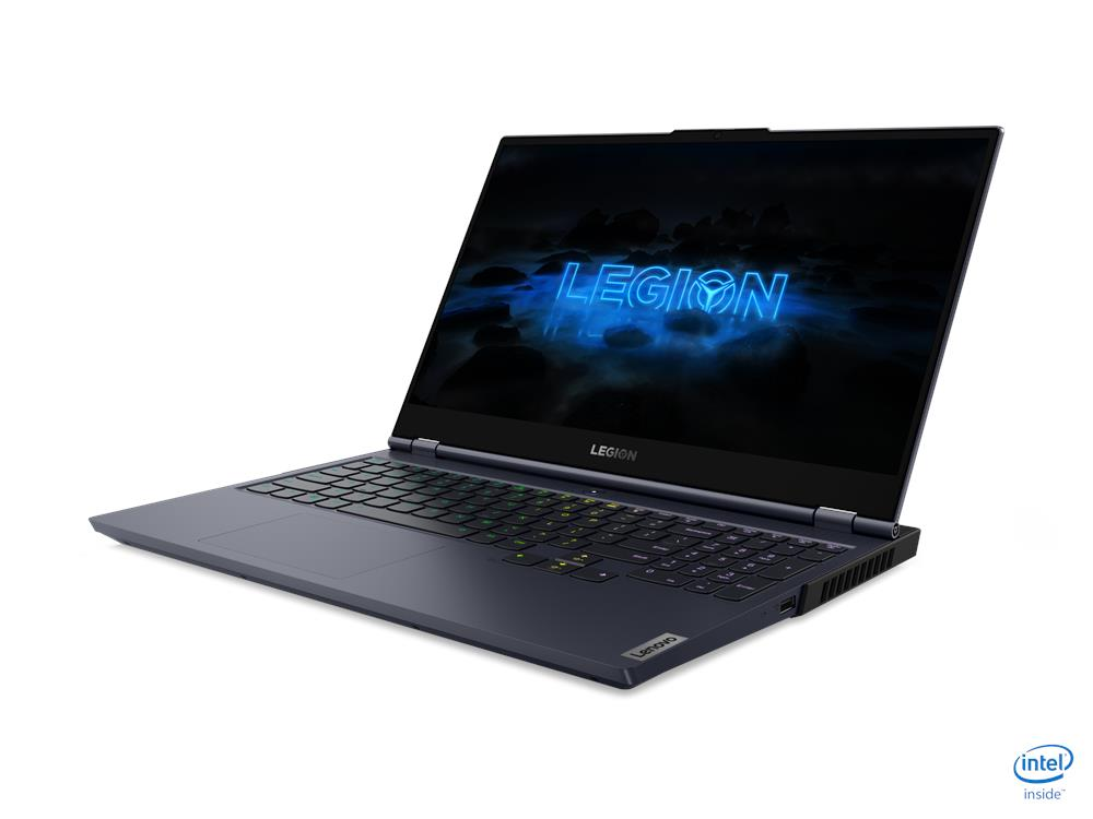 Laptop Lenovo Legion 7 15IMH05 (81YT001QVN)/ Grey/ Intel core i7-10750H (2.60GHz, 12MB)/ Ram 32GB DDR4/ SSD 1TB/ NVIDIA GeForce RTX 2060 6GB GDDR6/ 15.6 inch FHD/ 4Cell/ Win 10H/ 2Yrs