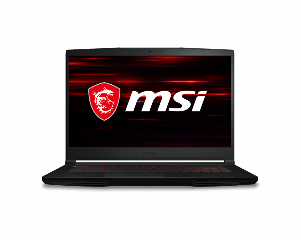 Laptop MSI GF63 Thin 10SCSR (830VN)/ Black/ Intel Core i7-10750H (2.60GHz, 12MB)/ Ram 8GB DDR4/ SSD 512GB/ Nvidia Geforce GTX1650Ti Max Q 4GB GDDR6/ 15.6 inch FHD 144Hz/ 3Cell/ Win 10H/ 1Yr