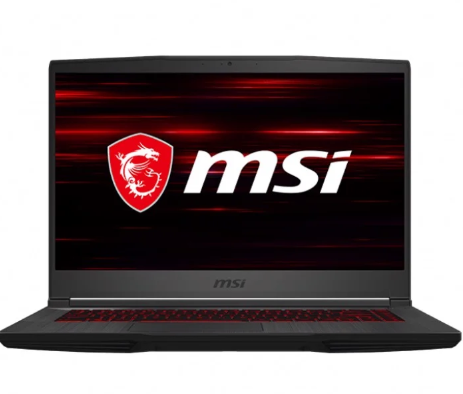 Laptop MSI GF65 Thin 10SER (622VN)/ Black/ Core i7/ 8GB/ 512GB/ GeForce RTX 2060/ 15.6 inch FHD 144Hz/ Win10H