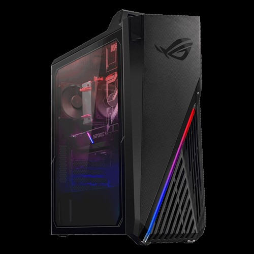 PC ASUS ROG Strix G15DH-VN004T/ Black/ AMD Ryzen R5-3600X (3.8GHz, 32MB)/ Ram 8GB DDR4/ SSD 512GB/ NVIDIA GeForce GTX 1660 Ti 6GDDR6/ Wifi + BT/ Win10SL/ 2Yrs