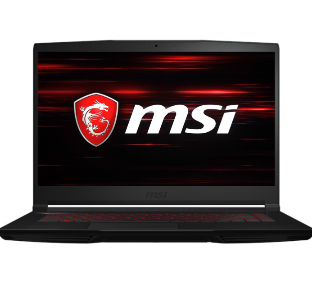 Laptop MSI GF63 THIN 9SCXR 075VN/ Intel Core i5-9300H/ RAM 8GB DDR4/ SSD 512GB/ Nvidia Geforce GTX 1650 MaxQ 4GB/ 15.6 inch FHD IPS/ Win 10