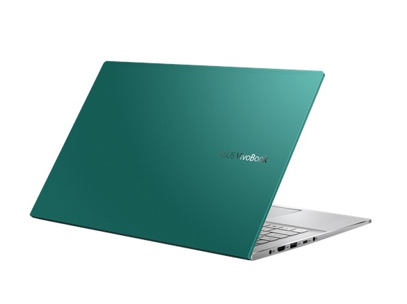 Laptop Asus Vivobook S533FA-BQ025T/ Green/ Intel core i5 10210U)/ Ram 8GB DDR4/ SSD 512GB/ 15.6 inch FHD/ Win 10H/ 2Yrs