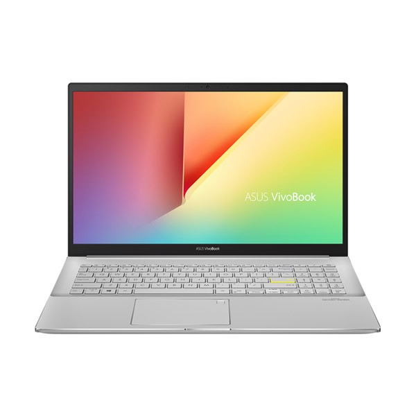 Laptop Asus Vivobook S533JQ-BQ015T/ White/ Intel core i5-1035G1/ Ram 8GB DDR4/ SSD 512GB/ NVIDIA GeForce MX350 2GB GDDR5/ 15.6 inch FHD/ Win 10H