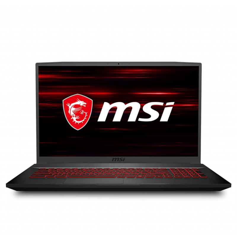 Laptop MSI GF75 Thin 10SCXR (248VN)/ Intel Core i7-10750H/ Ram 8GB DDR4/ SSD 512GB/ Geforce GTX1650 4GB GDDR6/ 17.3 inch FHD 120Hz/ Win 10
