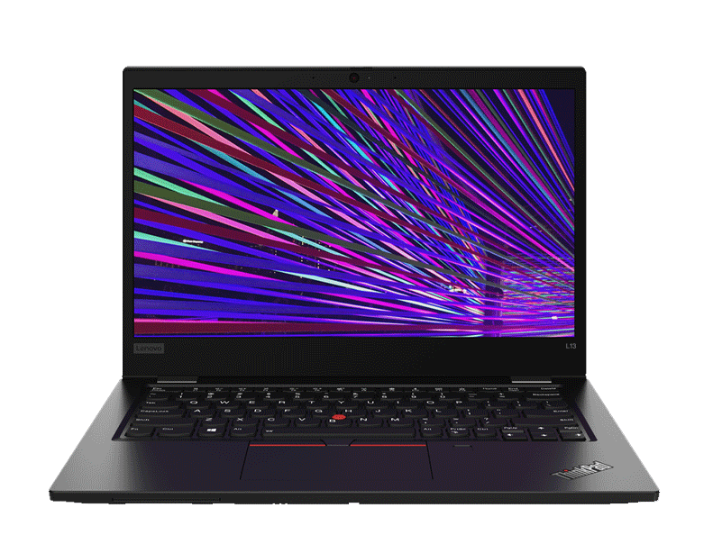 Laptop Lenovo ThinkPad L13 (20R30023VA)/ Black/ Intel core i5-10210U (1.60Ghz, 6MB)/ Ram 8GB DDR4/ SSD 256GB/ 13.3 inch FHD IPS/ Intel UHD Graphics/ 4Cell/ FP/ DOS/ 3Yrs