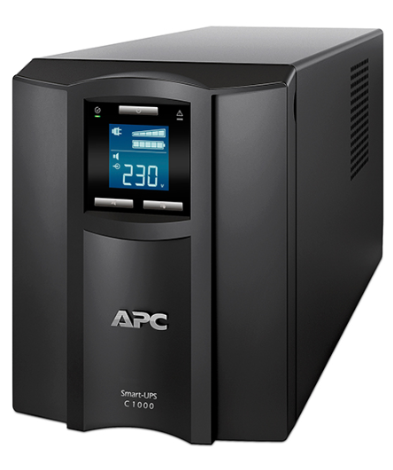 Bộ lưu điện APC Smart-UPS C 1000VA LCD 230V with SmartConnect - SMC1000iC