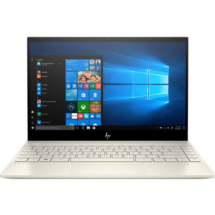 Laptop HP Envy 13-ba0046TU (171M7PA)/ Gold/ Intel core i5-1035G4/ Ram 8GB/ SSD 512GB/ 13.3 inch FHD/ Win 10SL+Office
