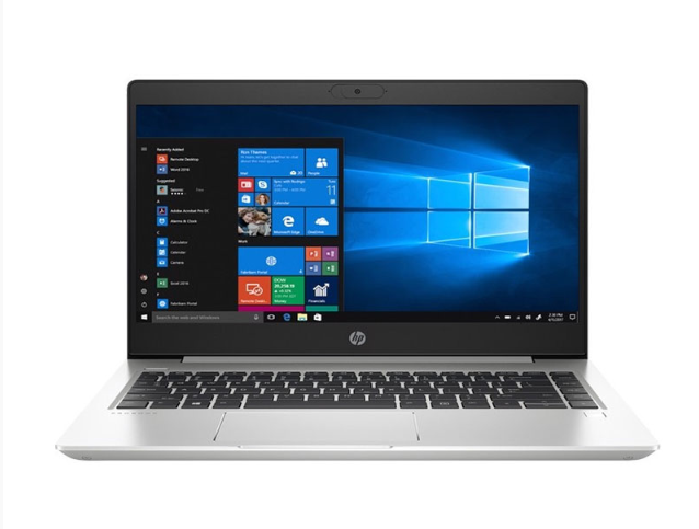 Laptop HP ProBook 445 G7 (1A1A5PA)/ AMD Ryzen R5 4500U/ Ram 4GB/ SSD 256GB/ AMD Radeon Graphics/ 14.0 inch FHD/ 3Cell/ FP/ Win10H