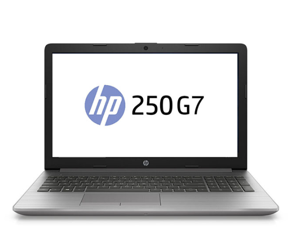 Laptop HP 250 G7 (1A1A0PA)/ Grey/ Intel Core i3-8130U/ Ram 4GB DDR4/ SSD 256GB/ Intel UHD Graphics/ 15.6 inch HD/ 3Cell/ Win10