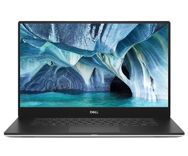 Laptop Dell XPS 15 7590/ Silver/ Intel core i7-9750H/ Ram 16GB DDR4/ 512GB SSD/ NVIDIA GeForce GTX 1650 4GB GDDR5/ 15.6 Inch 4K UHD/ 6 Cell/ Win 10 pro