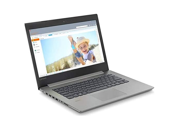 Laptop Lenovo Ideapad 330-14IGM (81D00060VN)/ Black/ Intel Celeron N4100/ Ram 4GB/ SSD 256GB/ 14 inch HD/ Win10/ 1Yr