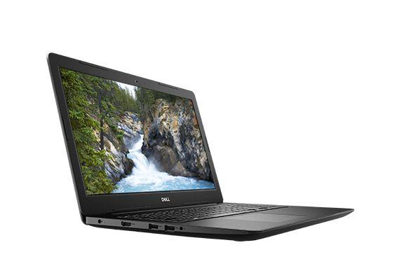 Laptop Dell Vostro V3591 (V5I3308W)/ Black/ Intel core i3-1005G1/ Ram 4GB DDR4/ SSD 256GB/ 15.6 inch FHD/ DVDRW/ 3Cell/ FP/ WIN10/ 1Yr