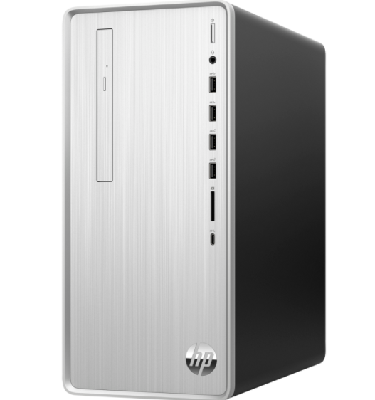 PC HP Pavilion TP01-1110d (180S0AA)/ Silver/ Intel Core i3-10100 / RAM 4GB DDR4/ HDD 1TB/ DVDRW/ Wlan ac+BT/ Key & Mouse/ Win 10H/ 1Yr