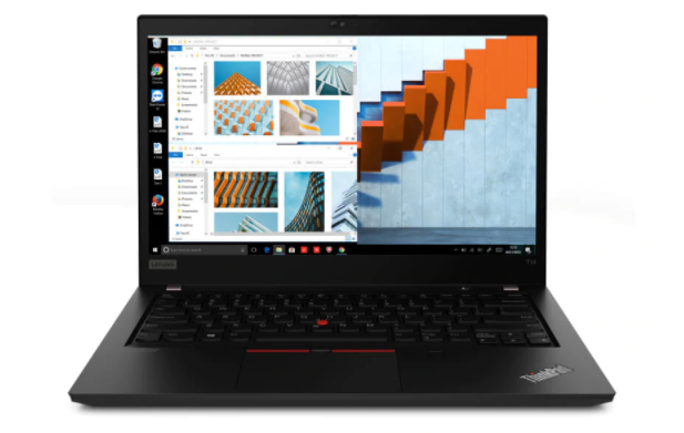 Laptop Lenovo Thinkpad T14 (20S0S01B00)/ Black/ Intel Core i5-10210U (1.6GHz, 6MB)/ Ram 8GB/ SSD 256GB/ Intel UHD Graphics/ 14.0 inch FHD IPS/ FP/ 3Cell/ Win 10 pro/ 3Yrs