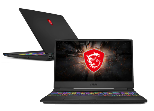 Laptop MSI GL65 Leopard 10SDK 242VN/ Intel core i7-10750H/ RAM 8GB*2 DDR4/ SSD 512GB/ NVIDIA GeForce GTX 1660Ti 6GB GDDR6/ 15.6 inch FHD 144Hz/ WL + BT/ 6Cell/ Win10H/ 2Yrs
