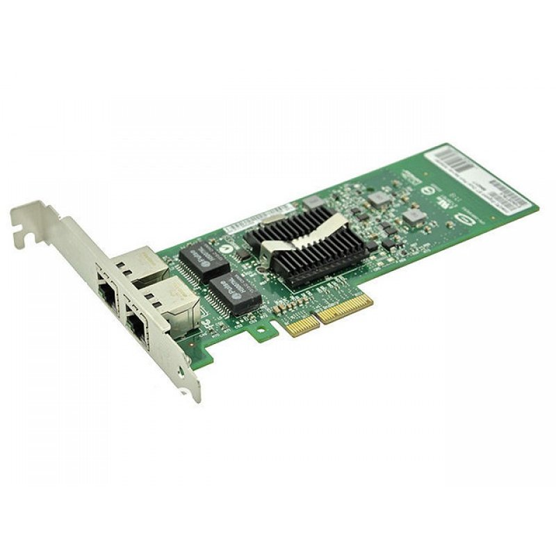 Card Mạng máy chủ Dell Intel Ethernet I350 DP 1Gb Server Adapter,Full Height