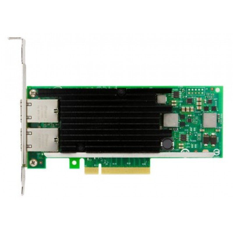Card Mạng máy chủ Dell Intel X550 Dual Port 10G Base-T Adapter, Full Height