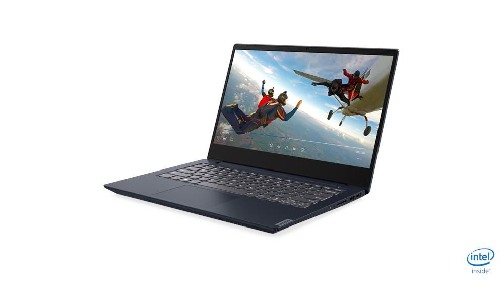 Laptop Lenovo Ideapad S340 14IIL (81VV00FRVN)/ Platinum Grey/ Intel core i3-1005G1 (1.20GHz, 4MB)/ Ram 4GB/ SSD 256GB/ Intel UHD Graphics/ 14.0 Inch FHD/ 3Cell/ WIN10H/ 1Yr