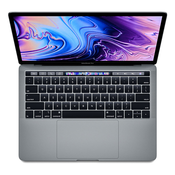 Laptop Apple Macbook Pro MWP52SA/A/ Grey/ 2.0GHz quad-core 10th Intel Core i5/ 16GB LPDDR4/ SSD 1TB/ Intel Iris Plus Graphics/ 13.3 inch/ Touch ID/ Mac OS/ 1 Yr
