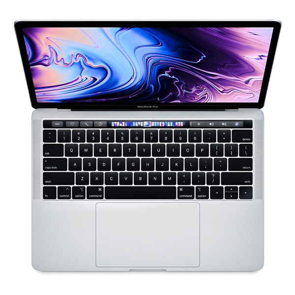 Laptop Apple Macbook Pro MWP82SA/A/ Silver/ 2.0GHz quad-core 10th Intel Core i5/ 16GB LPDDR4/ SSD 1TB/ Intel Iris Plus Graphics/ 13.3 inch/ Touch ID/ Mac OS/ 1 Yr