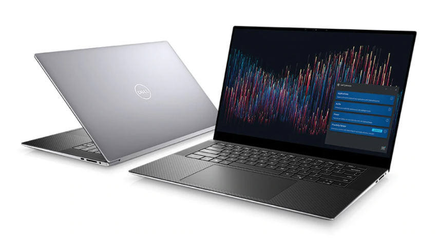 Laptop Dell Mobile Precision 5550/ Intel Core i7-10850H (2.70GHz, 12MB)/Ram 16GB DDR4 / SSD 256GB/ Quadro T2000 4GB/ 15.6 inch FHD/ Ubuntu/ 3Yrs