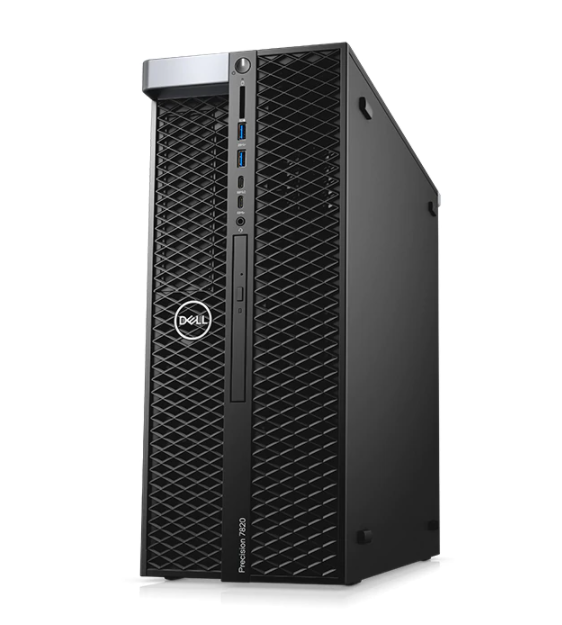 PC Dell Precision 7820 Tower XCTO Base (42PT78D030)/ Intel Xeon Bronze 3106 (1.70GHz, 11MB)/ Ram 16GB (2x8GB) DDR4/ HDD 2TB/ DVDRW/ NVIDIA Quadro RTX4000, 8GB, 3DP/ Key & Mouse/ Ubuntu/ 3Yrs