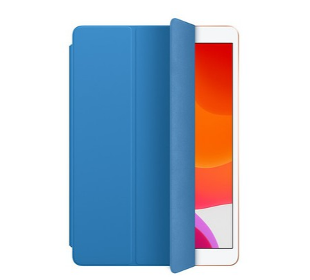 Vỏ iPad 10.2 & Air 3 10.5 inchs Smart Cover Suft Blue