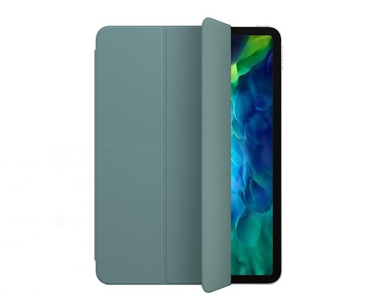 Bao da iPad Pro 11 2020 Smart Folio Cactus