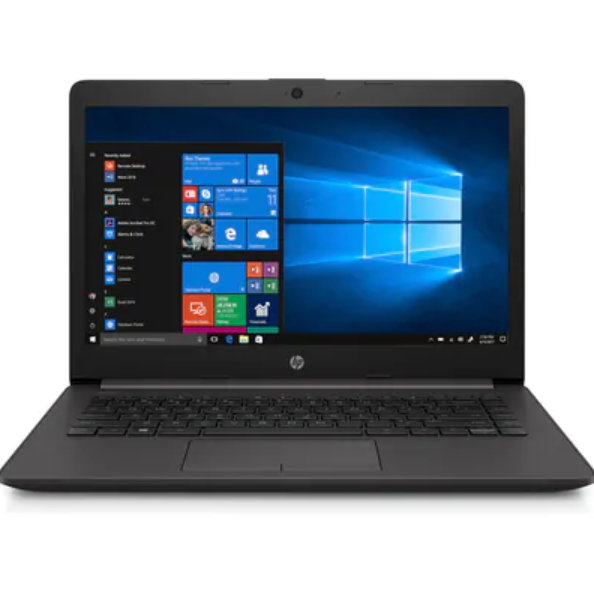 Laptop HP 240 G7 (3S004PA)/ Grey/ Intel core i3-1005G1 (1.20GHz, 4MB)/ Ram 4GB DDR4/ SSD 256GB/ Intel UHD Graphics/ 14.0 inch HD/ 3Cell/ Win 10/ 1Yr