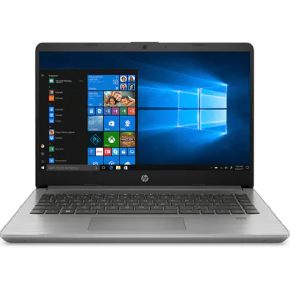 Laptop HP 340s G7 (224L1PA)/ Grey/ Intel core i3-1005G1 (1.20GHz, 4MB)/ Ram 4GB DDR4/ SSD 512GB/ Intel UHD Graphics/ 14.0 inch FHD/ FP/ 3Cell/ Win 10/ 1Yr