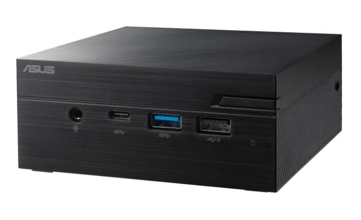 PC Mini Asus PN60-BElead (90MR0011-M00560)/ BLK/ BAREBONE/ INTEL I3-8130U/ INTEL 802.11AC (2*2)/ BT/ VESA MOUNT/ VGA PORT/ 3Yrs