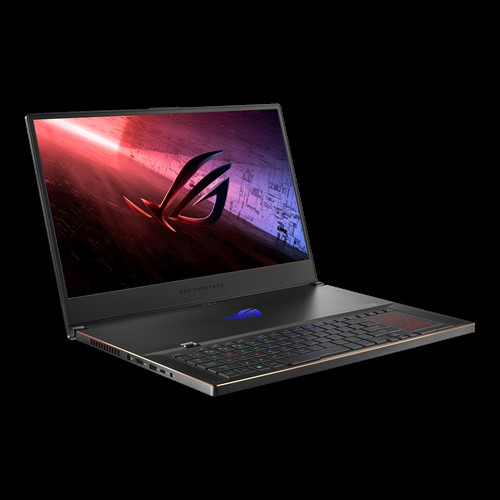 Laptop Asus ROG Zephyrus GX701LXS-HG038T/ Black/ Intel core i7-10875H (2.30GHz, 16MB)/ Ram 32GB DDR4/ SSD 1TB/ NVIDIA GeForce RTX 2080 SUPER 8GB GDDR6/ 17.3 inch FHD/ 4Cell/ WIN10SL/ 2Yrs